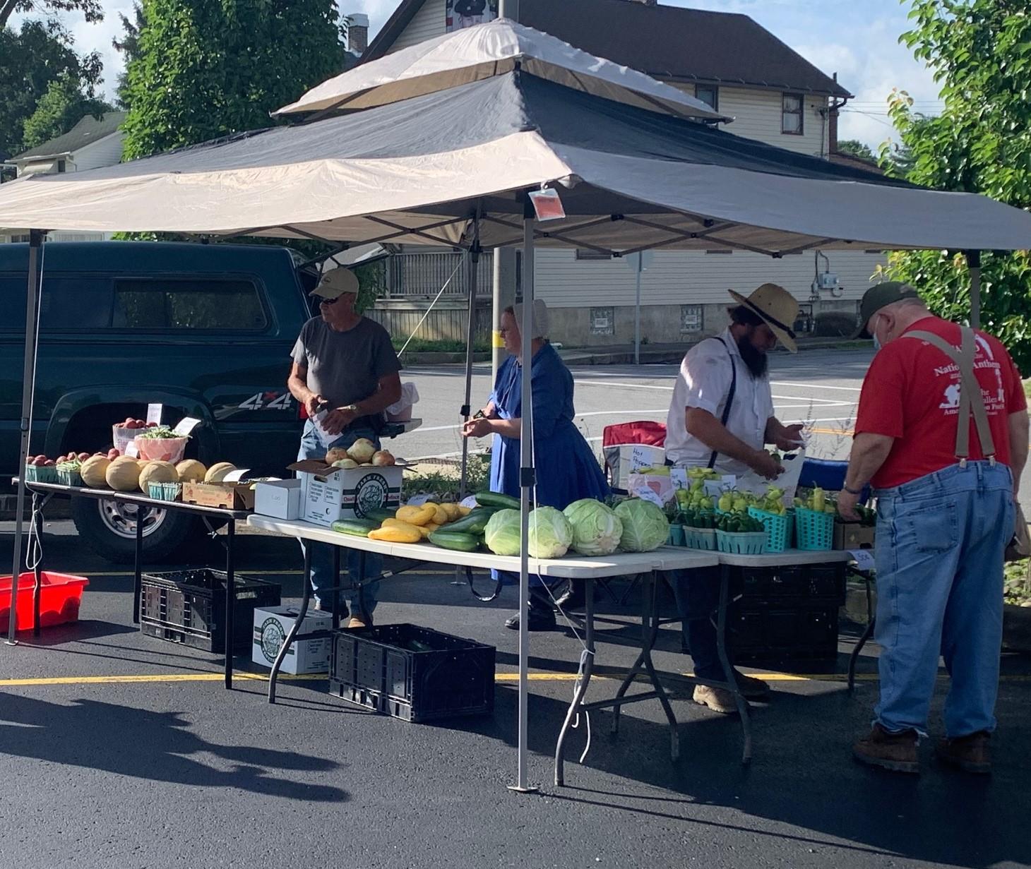 Brockway's Farmers Market