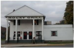The Rocky Grill